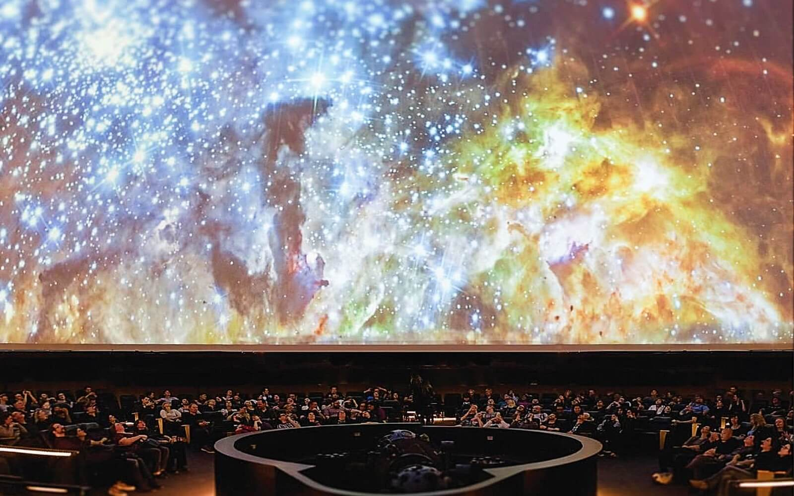 The Planetarium Star Theatre, Vancouver