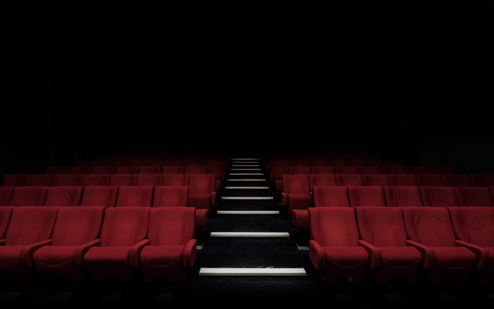 An empty theatre