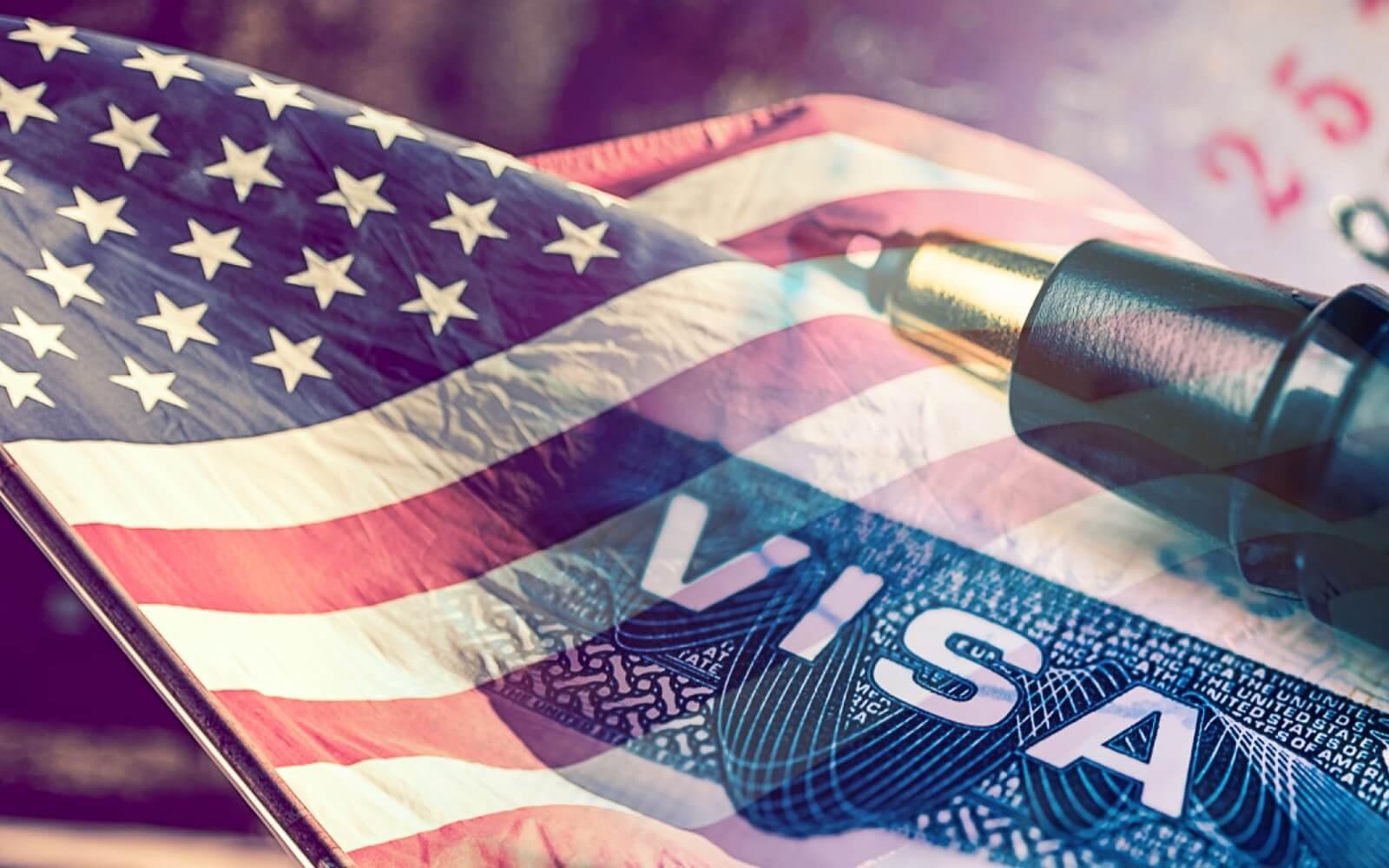 An American Visa