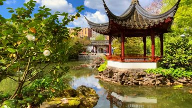 The Dr. Sun Yat-Sen Classical Chinese Garden