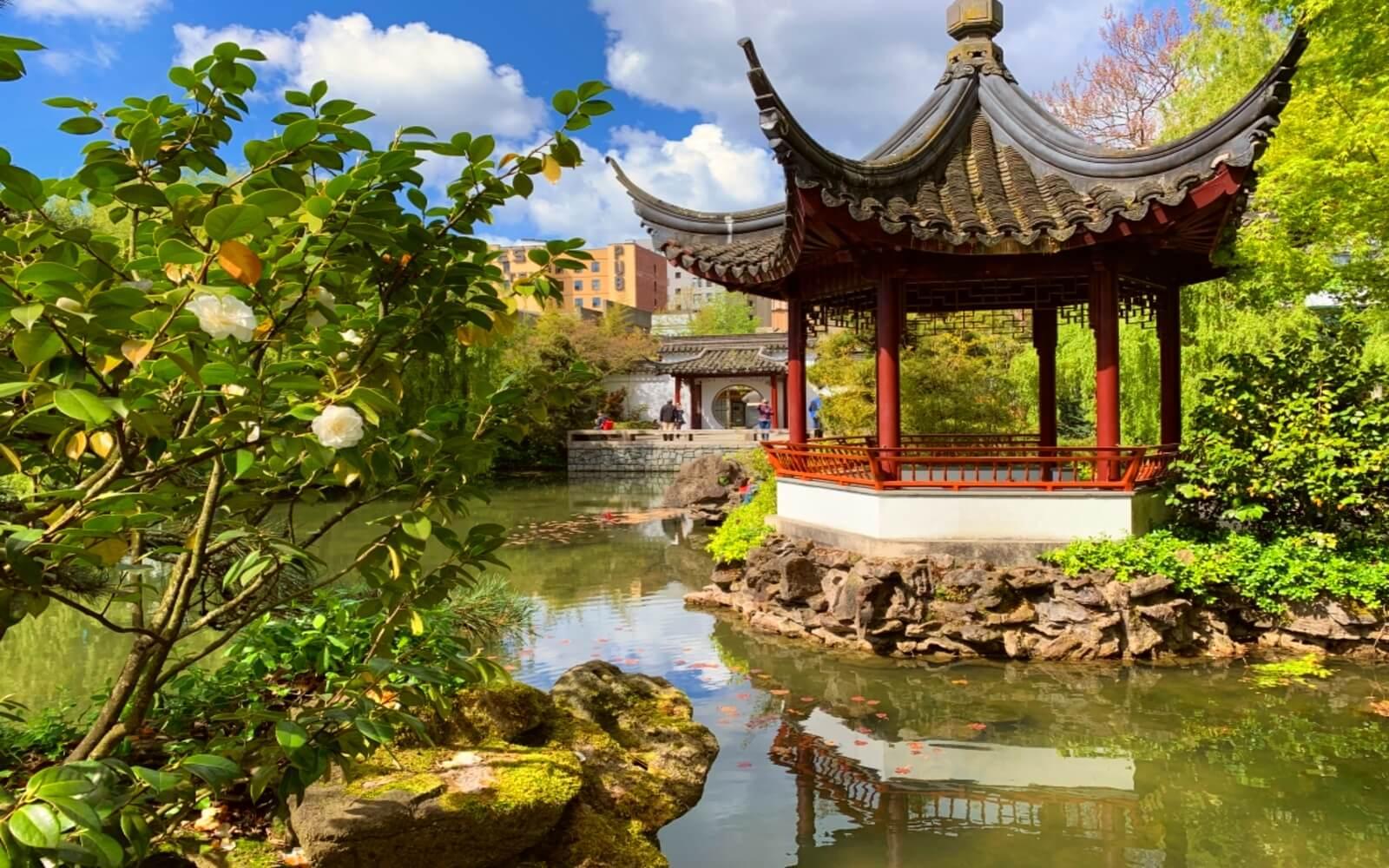The Dr. Sun Yat-Sen Classical Chinese Garden