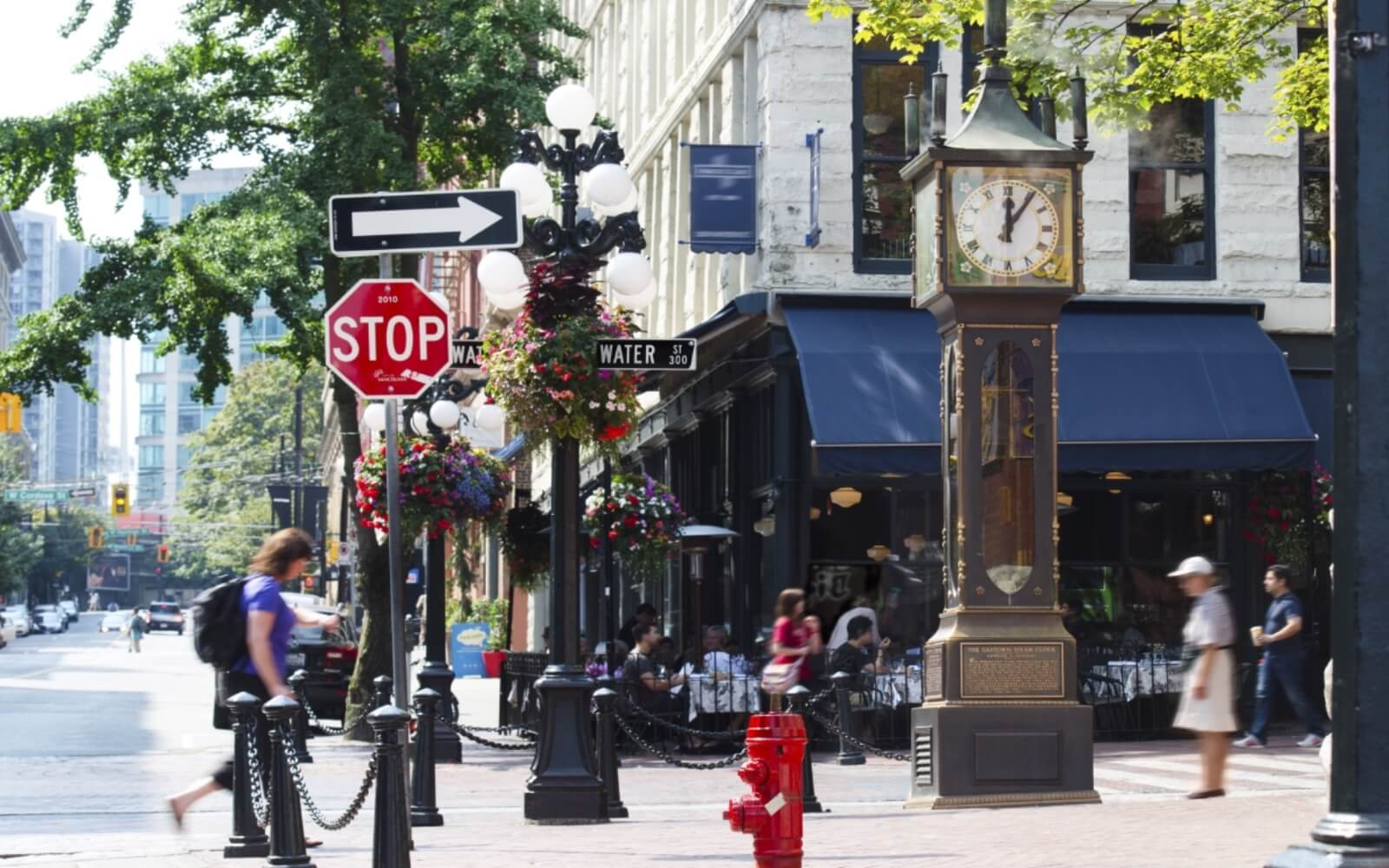 The Steamclock, Gastown Vancouver