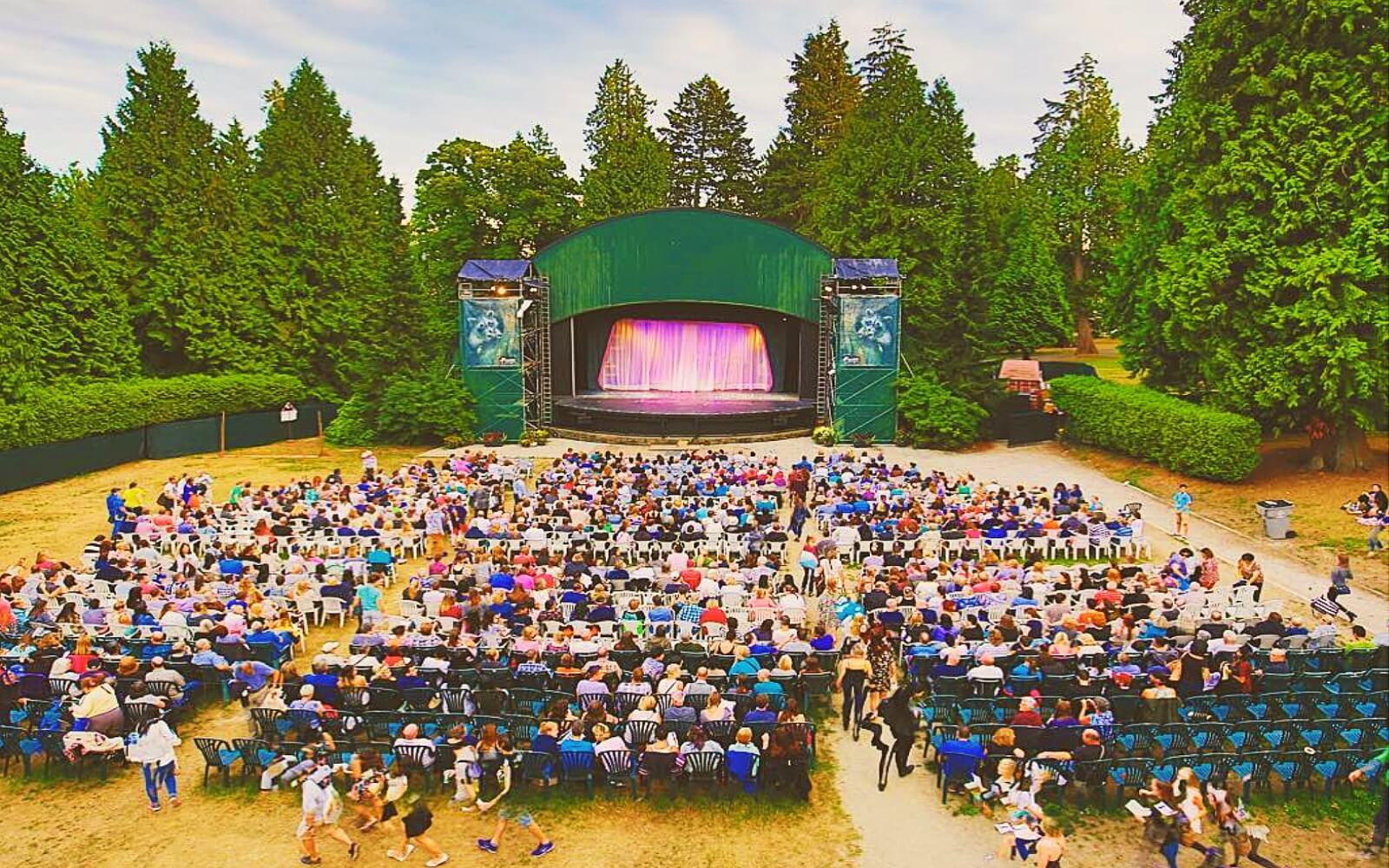 Theatre Under the Stars at Stanley Park
